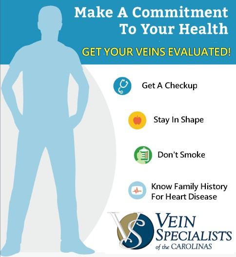 Men's Veins Are at Risk for Disease Too!