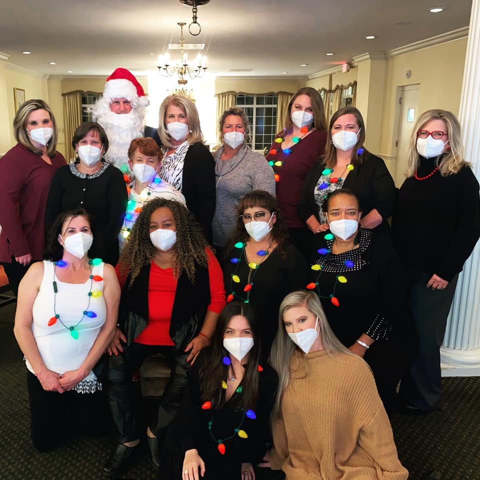 Last night our VSC team celebrated the start to the holiday season!