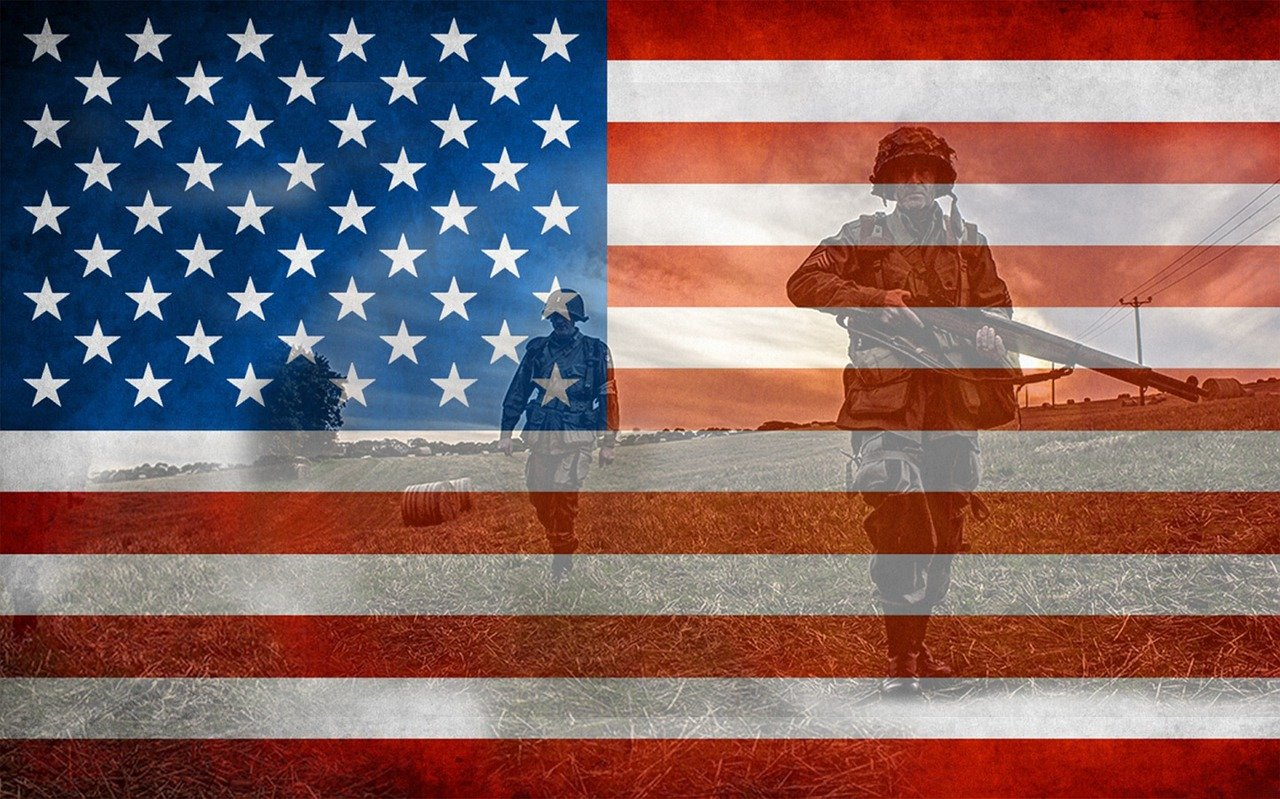 We Celebrate And Honor Our Veterans.