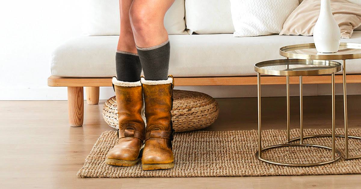 Graduated Compression Boot Socks – Sigvaris Group USA