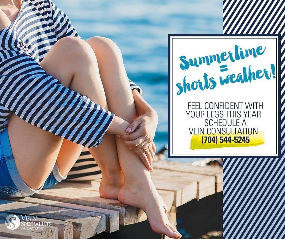 Feel Confident With Your Legs This Year.